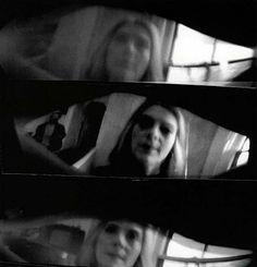 Ann Hamilton, photo as taken from a pinhole camera held in the mouth. Pinhole Camera, Camera Art, Ann Hamilton, Hamilton Photography, Exposure Time, Long Exposure, Dream Book, Photography Photos, Art Day