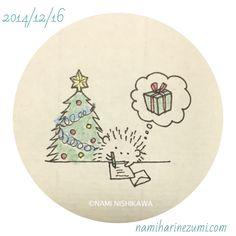 363 サンタさんへの手紙。 a letter to Santa Claus