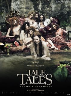 Affiche du film Tale of Tales avec Vincent Cassel