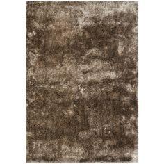 Safavieh Silken Paris Shag Sable Shag Rug (10' x 14') 631.49