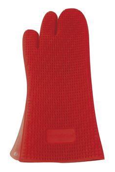 Venda Silikomart & Silex / 8008 / Silikomart / Formas Redondas com Tampa e Tapetes para Forno / Luva Vermelho. De 22€ por 10€.