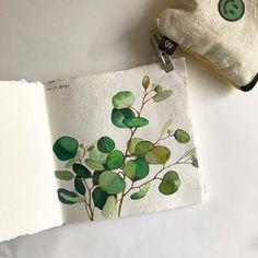 Amazing art ideas draw paper 43 ideas for 2019 Watercolor And Ink, Watercolor Illustration, Watercolor Paintings, Watercolors, Guache, Chiaroscuro, Art Graphique, Botanical Art, Art Techniques