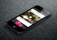 #DrinkyPal iPhone App with #CliqueShots news feed!