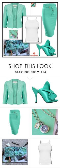 """""""Snapmade #6"""" by s-o-polyvore ❤ liked on Polyvore featuring Jacques Vert, N°21, LE3NO and REGALROSE"""