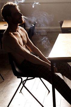 Michael Fassbender as Bobby Sands in Hunger (Steve McQueen)