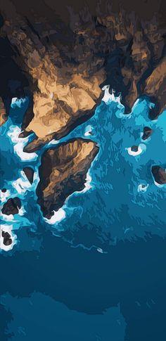Artistic Wallpaper, Minimal Wallpaper, Graffiti Wallpaper, Ocean Wallpaper, Wallpaper Space, Scenery Wallpaper, Landscape Wallpaper, Pop Art Wallpaper, Colorful Wallpaper