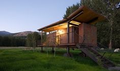 Groupon - Stay at Methow Tents or Rolling Huts in Winthrop, WA. Dates into October. in Winthrop, WA. Groupon deal price: $39