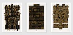 Chae Byungrok - CBR Graphic, Gold–Symbol of Eternity