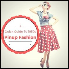 1950s Retro Fashion | Women Vintage Fashion Ideas from Hairstyles, Dresses, Hats & Shoes!