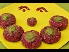 Soya and Beetroot Cutlet