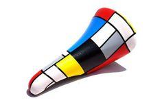 Mondrian saddle