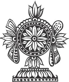 Tamil Cliparts: Venkatachalapathi Line Drawings for invitations Clip Art Pictures, Madhubani Art, Drawings, Jewelry Design Drawing, Geometric Design Art, Mandala Design Art, Temple Art, Ancient Drawings, Tanjore Painting