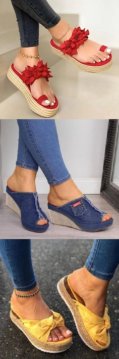 Mensootd is filled with the season's hottest trends, available in all sizes. You can buy the trendy fashion shoes, clothing and bags here. Enjoy your shopping journey now! Diva Fashion, Trendy Fashion, Fashion Shoes, Womens Fashion, Make Your Own Shoes, Dressy Shoes, Bling Shoes, Denim Shoes, Hot