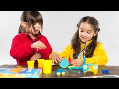 Kids can mould working musical instruments and robots using Technology Will Save Us' new interactive learning kits based on conductive dough.