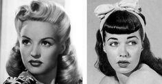 Revive la Moda con los Peinados de los Años 50 Peinados Retro años 50