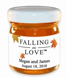 These would be cute favors for a fall wedding