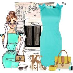 Classy and Sophisticated Girl, created by exxpress on Polyvore