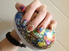 IsaDora easter eggs