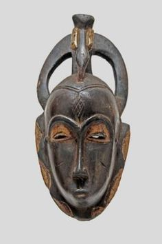 African Masks, Sculpture, Buddha, Statue, Ivoire, Christmas Ornaments, Holiday Decor, Google, Mascaras