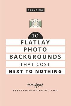 10 Flatlay background ideas that cost next to nothing — Brand Spanking You Flat Lay Photography, Photography Branding, Photography Tips, Product Photography, Photography Business Cards, Flatlay Instagram, Instagram Tips, Internet Marketing, Online Marketing