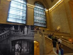 Time-Traveling Photographs Reveal History in the Present: Grand Central Terminal National Historic Landmark in Beneath the Planet of the Apes (1970)