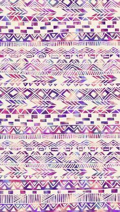 tribal tropicana wallpaper