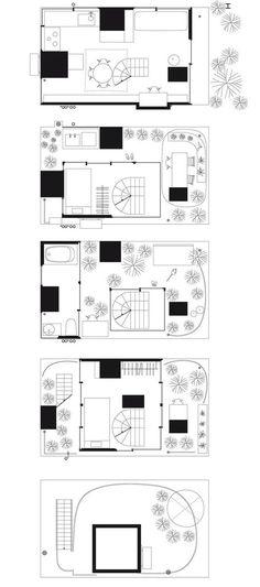 4 x 4 casa