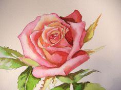 Rose10 painting instruction