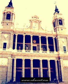 Almudena Church - Madrid