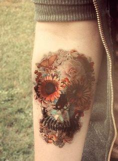 beautiful skull!!