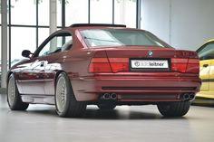 Op zoek naar een 1994 Alpina B12 5.7 Coupe Shift-Tronic E31 Calypsorood metallic bij een betrouwbaar autobedrijf in Nederland? | autoleitner.nl