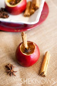Agatha O | Apple and pear cider cups recipe