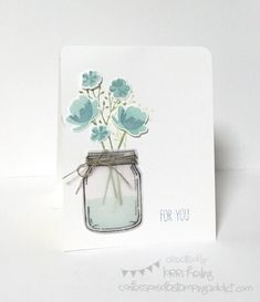 Jar of Love :: Confessions of a Stamping Addict Lorri Heiling