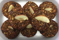 Apple Oatmeal Muffins Recipe