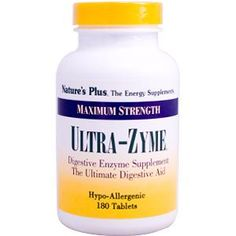 """Nature's Plus Ultra-Zyme, another slow lactase - """"Cellulase, hemicellulase and lactase are specially coated to provide release of 50% of these enzymes in the stomach and 50% in the intestines"""""""