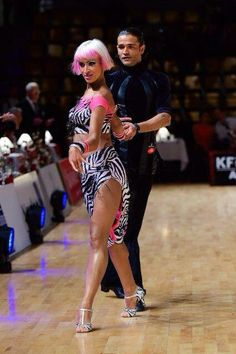 World Latin 2014 Kristina and Nino