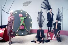 Louis Vuitton Spring Summer 2014 Editorial
