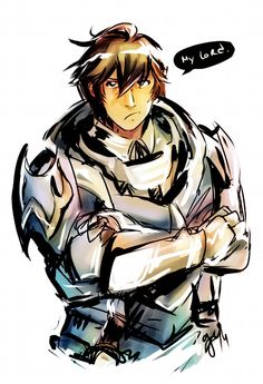 Frederick- one of my strongest and favourite character