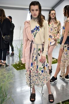 Markus Lupfer Spring/Summer 2017 Ready To Wear Collection