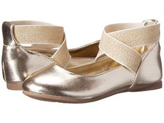 $38 Kenneth Cole Reaction Kids Tap Ur It 2 (Toddler/Little Kid) Light Gold - Zappos.com Free Shipping BOTH Ways