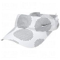 Amazon.com: NIKE Ladies Dri-FIT Premium Visor White: Clothing
