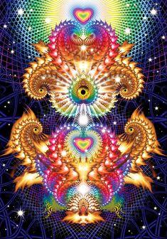 VISIONARY ART   Visionary art by ~todorwarp on deviantART