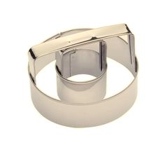 kitchen craft 8cm stainless steel ring biscuit and doughnut cutter £2.74 each +VAT