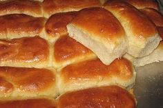 """""""No-Knead Rolls"""" are easy to do and so good straight from the oven!"""