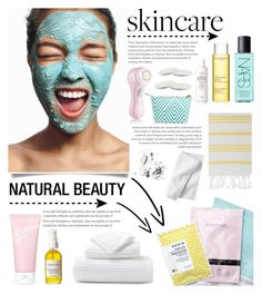 Hello Flawless: Skincare by glamorous09 on Polyvore featuring polyvore beauté Bobbi Brown Cosmetics MAC Cosmetics Saturday Skin NARS Cosmetics Clarisonic Clarins French Girl Fresh Dabney Lee Turkish-T Pigeon & Poodle Serena & Lily SkinCare skincare