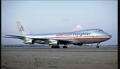 American Airlines 747 Freighter