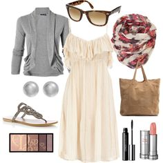 Girly, created by lindzee09.polyvore.com