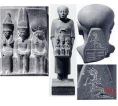 Egyptian Priest of Montu Wesirwer