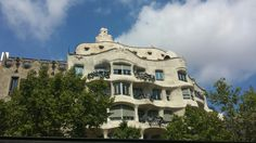 Barcelona - Casa Milá