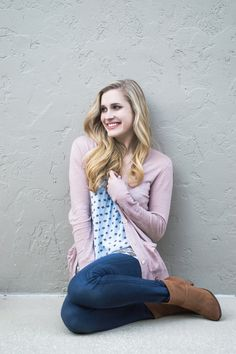 Spring is Coming Early in this Pastel Blue Tank | Styelled